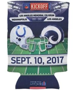 WinCraft Unisex Rams Vs Colts Can Cooler Souvenir