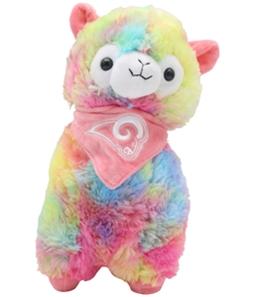 Forever Collectibles Unisex LA Rams Alpaca Stuffed Plush Toy Souvenir