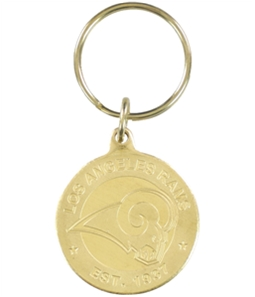 Highland Mint Unisex LA Rams Key Chain Souvenir