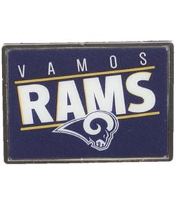 WinCraft Unisex Vamos Rams Pins Brooch Souvenir