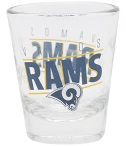 Boelter Brands Unisex Vamos Rams 2oz Shot Glass Souvenir