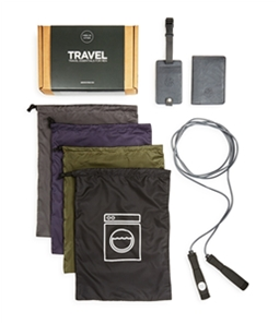 Men In Cities Mens Travel Essentials Kit Luggage Travel Kits