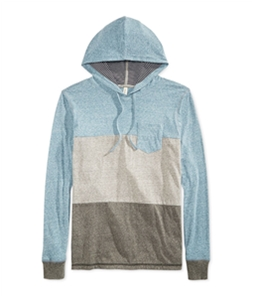 Univibe Mens Colorblocked Hoodie Sweatshirt
