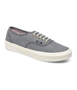 Vans Unisex Authentic Slim Suiting Sneakers