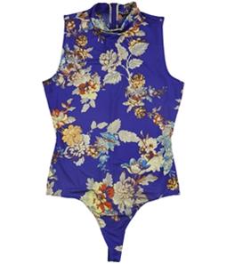 GUESS Womens Mikah Bodysuit Jumpsuit
