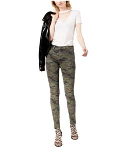 Hudson Womens Barbara Skinny Fit Jeans