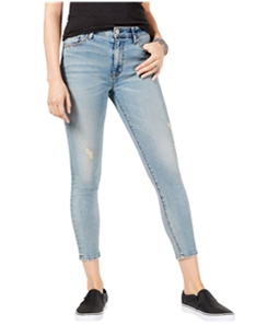 Hudson Womens Barbara Cropped Jeans