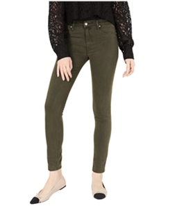 Hudson Womens Ripped Skinny Fit Jeans