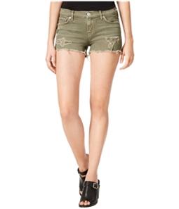 Hudson Womens Kenzie Casual Denim Shorts