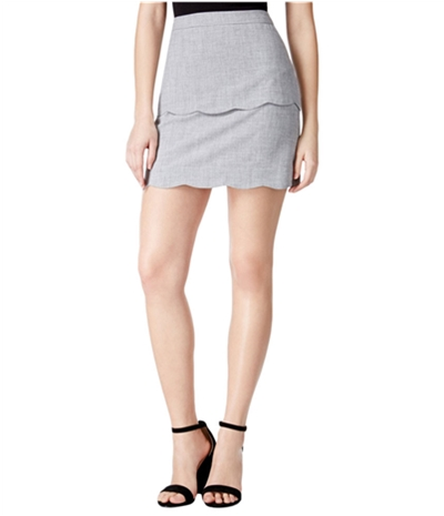 Bcx Womens Byer Tulip Hem Pencil Skirt