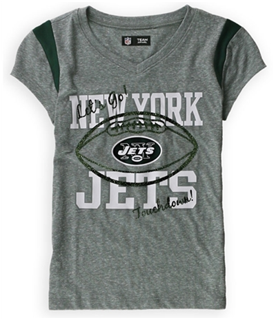 Justice Girls New York Jets Graphic T-Shirt