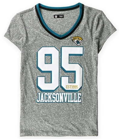 Justice Girls Jacksonville Jaguars Graphic T-Shirt