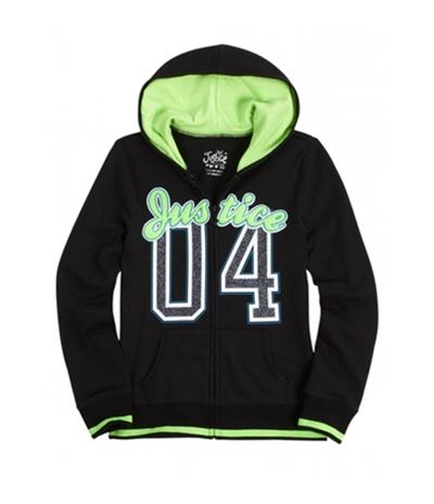 Justice Girls Brand Hoodie Sweatshirt