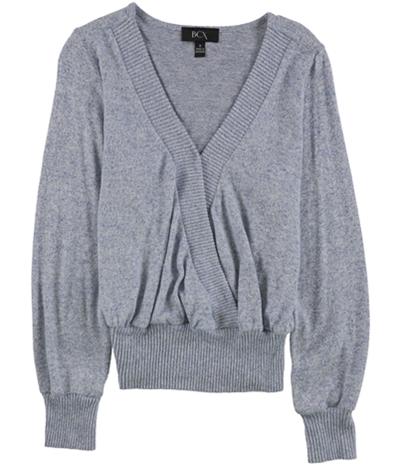 Bcx Womens Fuzz Pullover Sweater
