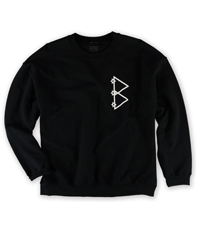Black Scale Mens The Pyrex Vision Sweatshirt