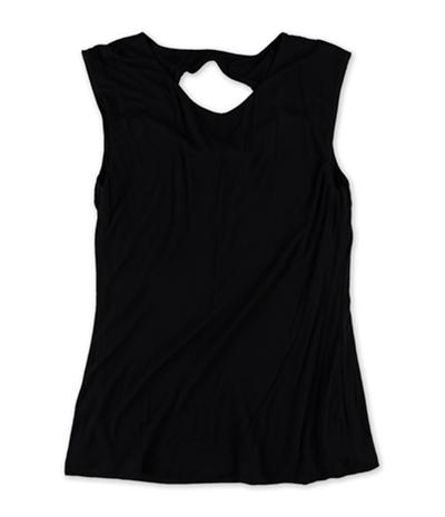 Ralph Lauren Womens Cutout-Back Pullover Blouse