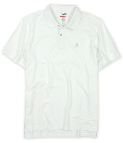 Izod Mens Perform Basix Cool Fx Rugby Polo Shirt