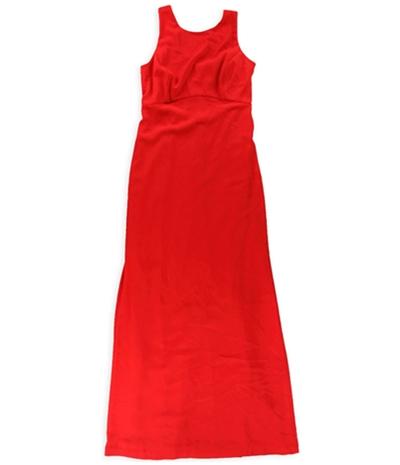 Ralph Lauren Womens Crepe Gown Dress