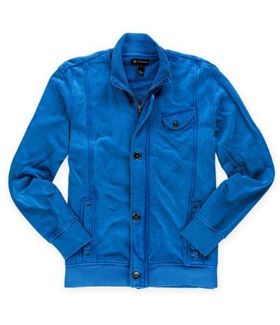 I-N-C Mens Full Zip Sweatshirt