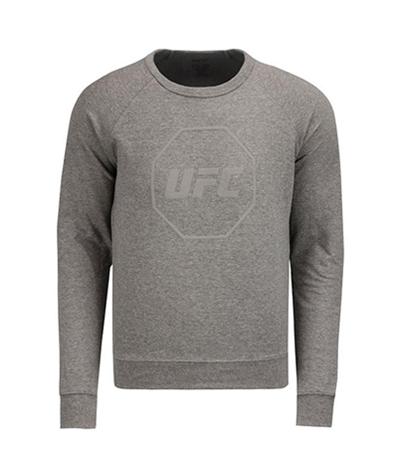 Ufc Mens Octagon Logo Sweatshirt