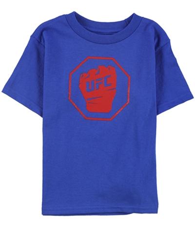 Ufc Boys Fist Inside Logo Graphic T-Shirt