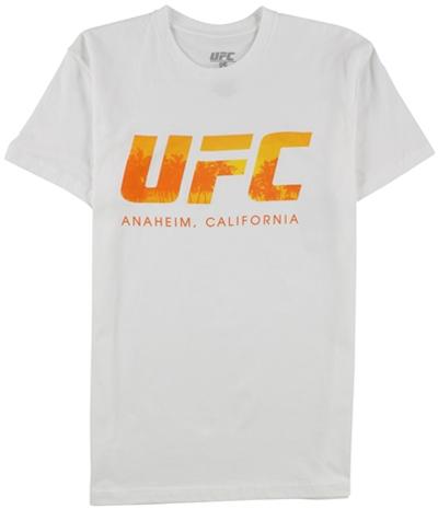 Ufc Mens Anaheim California Graphic T-Shirt