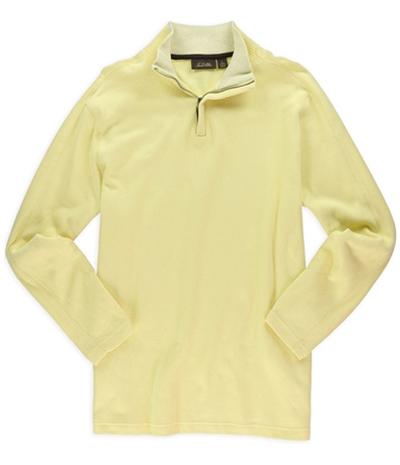 Tasso Elba Mens Knit Quarter Zip Pullover Sweater
