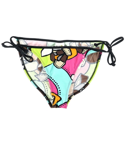 Body Glove Womens Printed Bikini Swim Bottom