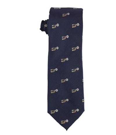 Bar Iii Mens Spurs Self-Tied Necktie