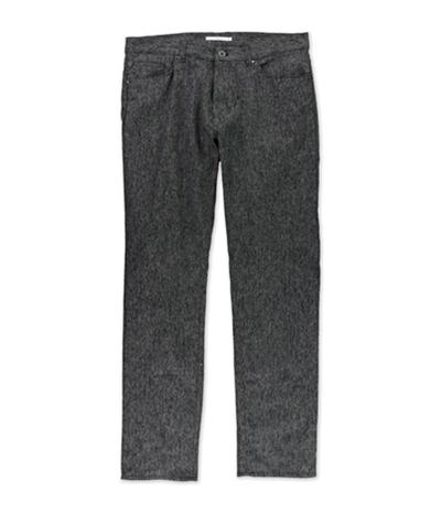 Calvin Klein Mens Slim Marled Casual Trouser Pants