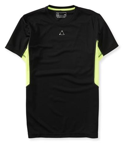Aeropostale Mens Colorblock Active Graphic T-Shirt