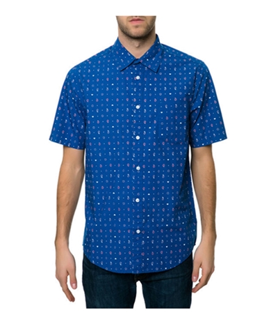 Emerica. Mens The Paisley Button Up Shirt