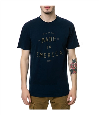 Emerica. Mens The Maintain Sgmf Graphic T-Shirt