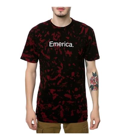 Emerica. Mens Pire Emerica 12.1 Dye Graphic T-Shirt