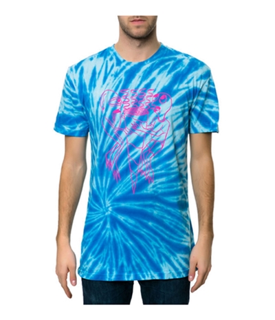 Emerica. Mens The Toy Machine Dye Graphic T-Shirt