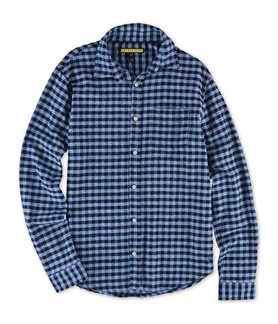 Aeropostale Mens Flannel Button Up Shirt