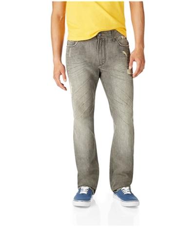 Aeropostale Mens Essex Straight Leg Jeans