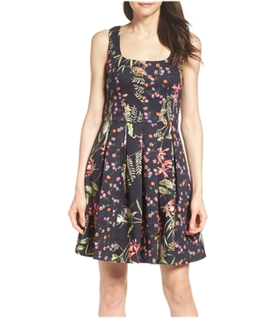 French Connection Womens Bluhm & Botero Shift Dress