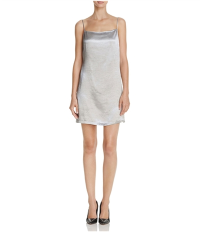 French Connection Womens Katie Shine Slip Dress