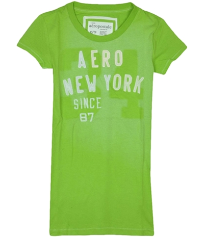 Aeropostale Womens Aeroince 87 Graphic T-Shirt