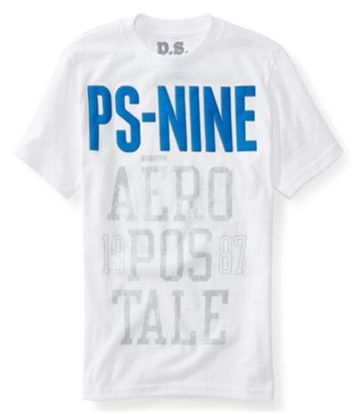 Aeropostale Boys Nine 1987 Basic T-Shirt