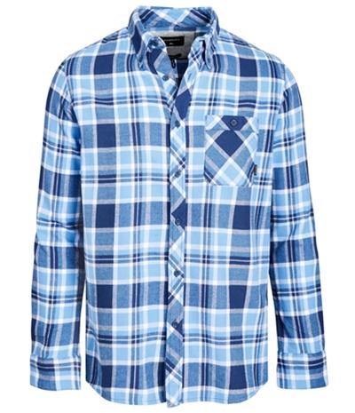 Quiksilver Mens Burnsfield Button Up Shirt