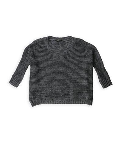 Bcbg Womens Fuzzy Pullover Sweater