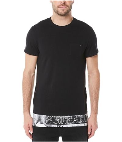 Buffalo David Bitton Mens Kotown Graphic T-Shirt