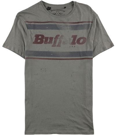 Buffalo David Bitton Mens Spattered Graphic T-Shirt