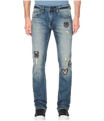 Buffalo David Bitton Mens Evan-X Straight Leg Jeans