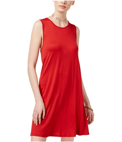 One Clothing Womens Swing Shift Dress