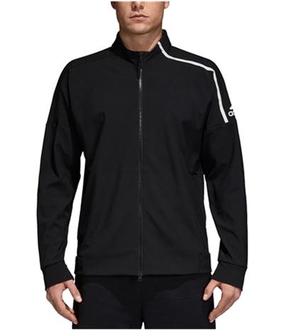 Adidas Mens One Stripe Sleeve Track Jacket