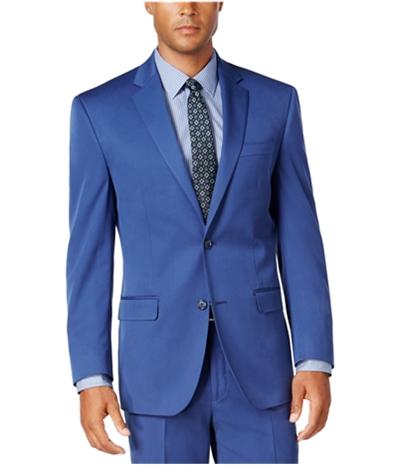 Sean John Mens Classic Two Button Blazer Jacket