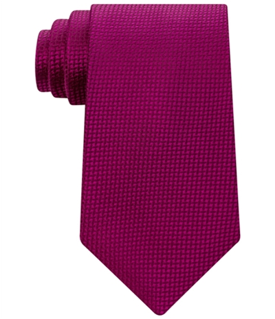 Sean John Mens Textured Self-Tied Necktie